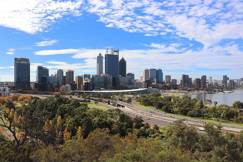 Perth City - Western Australia