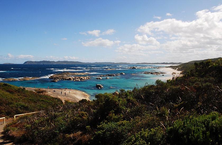 Greenpool - William's Bay