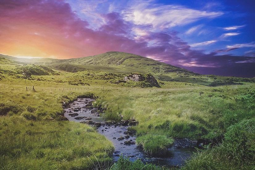 PrintPhotos Colourful Dawn 01