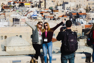 UD STUDENT FINDS HER JEWISH IDENTITY ON BICEP ISRAEL EXPERIENCE