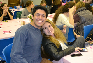 A UD Hillel Shabbat Experience: It's not just about the meal
