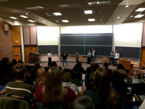 UD HILLEL'S COMEDY FOR A CAUSE