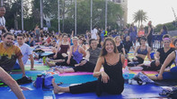 Jewish Yogis: a Dream Birthright Experience