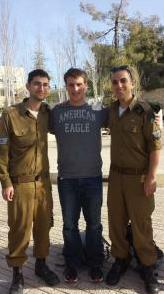 WINTER 2014 TAGLIT-BIRTHRIGHT ISRAEL TRIP REFLECTION BY ANDREW LIPMAN