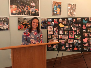 Sophomore Honors Memory of Her Mother