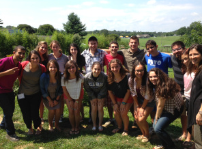 UD HILLEL IS DEVELOPING JEWISH LEADERS THROUGH THE LEAD PROGRAM