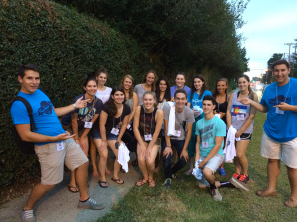 FRESHMEN FEST 2014 REACHING 150 NEW JEWISH STUDENTS AT THE UNIVERSITY OF DELAWARE