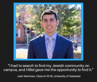 Josh Kleinman's Senior Story