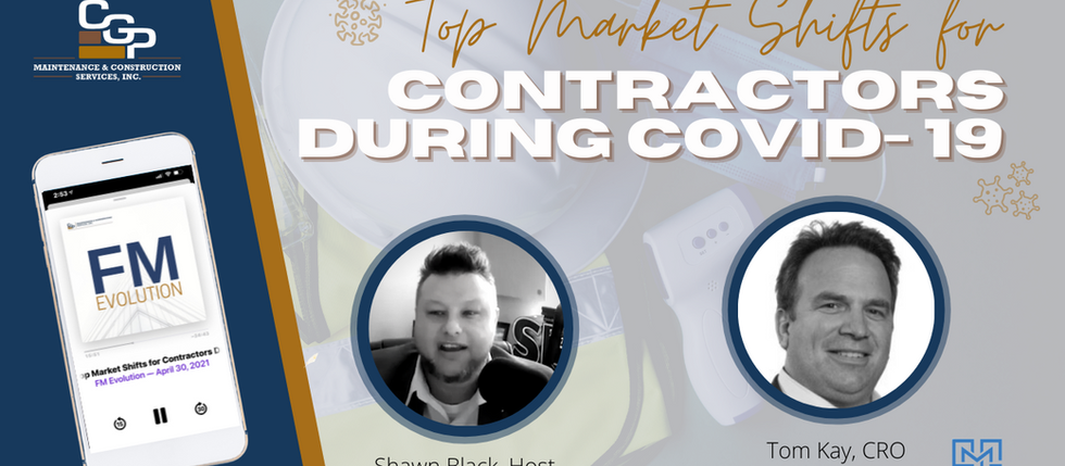 Top Market Shifts for Contractors During Covid-19