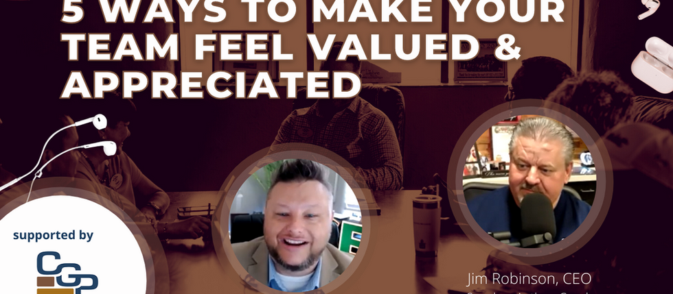 5 Ways to Make Your Team Feel Valued & Appreciated