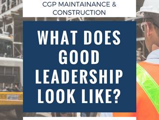 What Does Good Leadership Look Like?