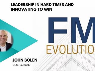 Leadership in Hard Times and Innovating to Win with Jon Bolen