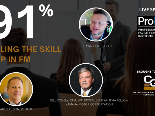 Filling the Skills Gap with Bill Conley of Yamaha Motor Corporation and Randy Olson of ProFM