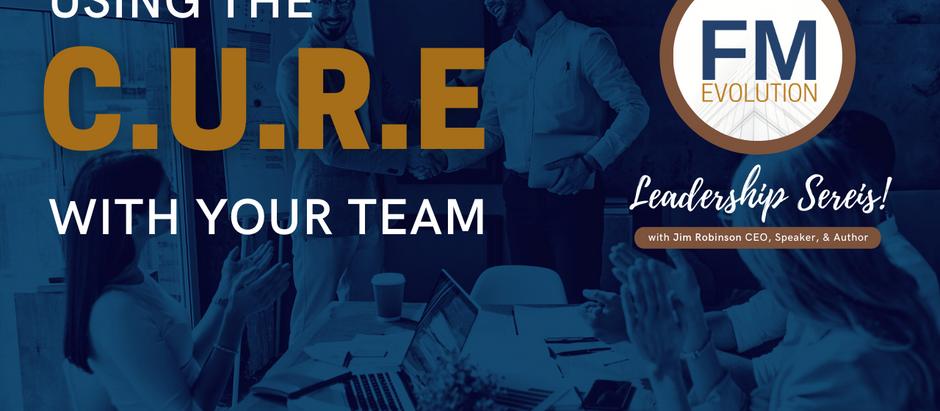 Using C.U.R.E with Your Team