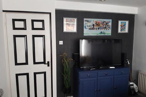 Living room makeover part 1