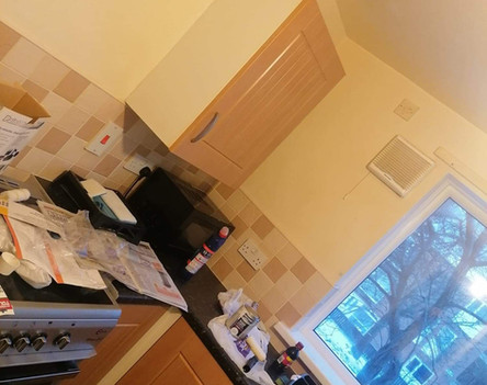 Before we started a kitchen in Oxclose Washington.