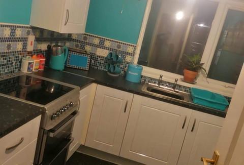 Oxclose kitchen finished