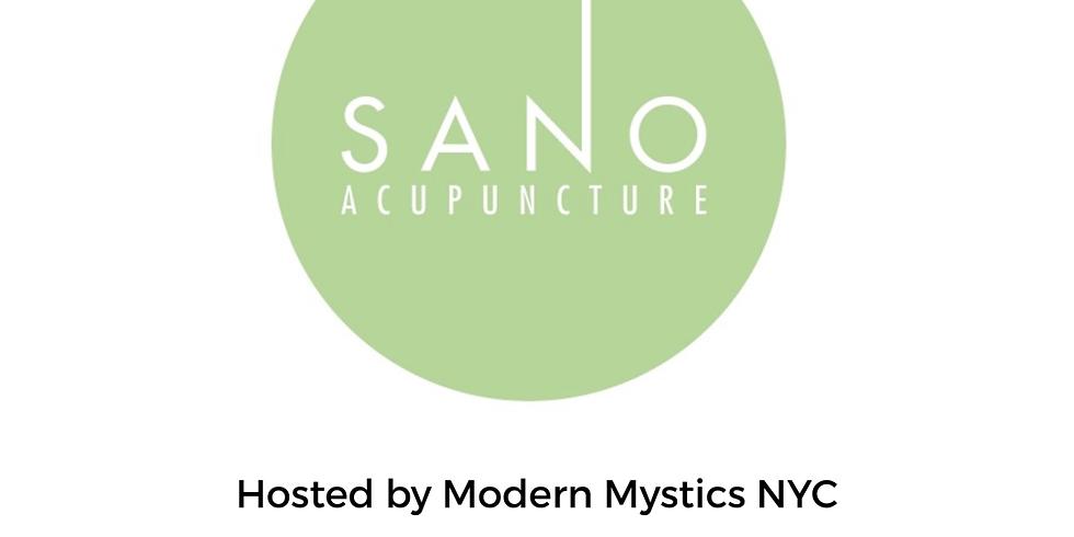 Community Acupuncture & Meditation