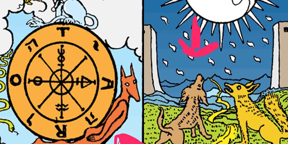 Symbolism in Tarot Online Workshop