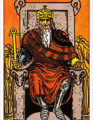 Tarot of the Day: The Emperor