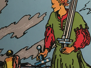 Tarot of the Day: Five of Swords