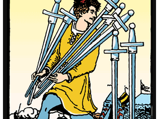 Tarot of the Day: Seven of Swords