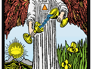 Tarot of the Day: Temperance