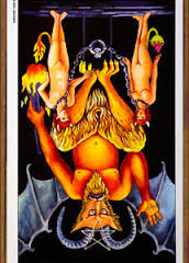 Tarot of the Day: The Devil Reversed