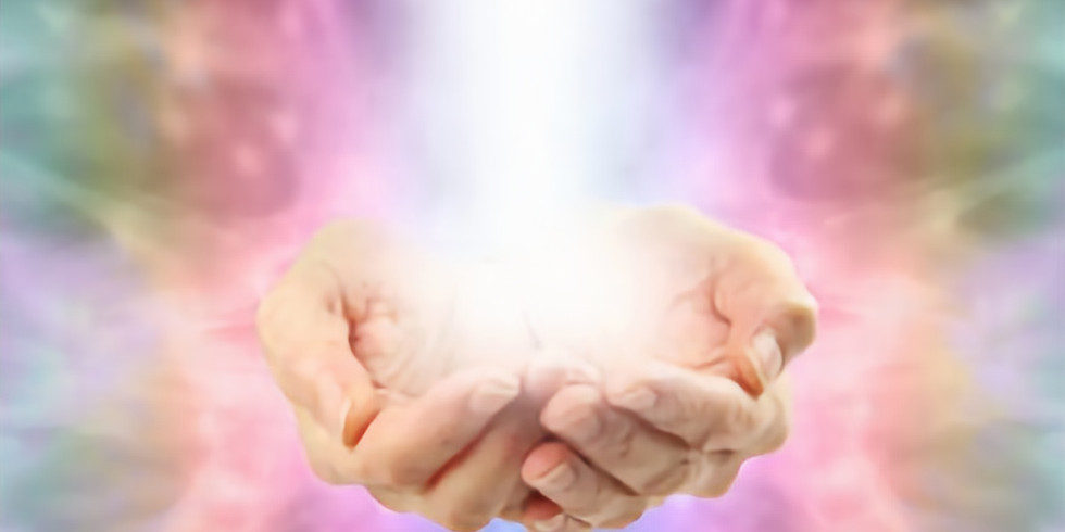 Meditation and Reiki Healing Circle with Certified Reiki Level I Practioner