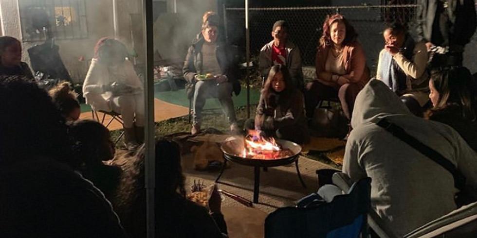 Dia de los Muertos Ancestral Fire Ceremony