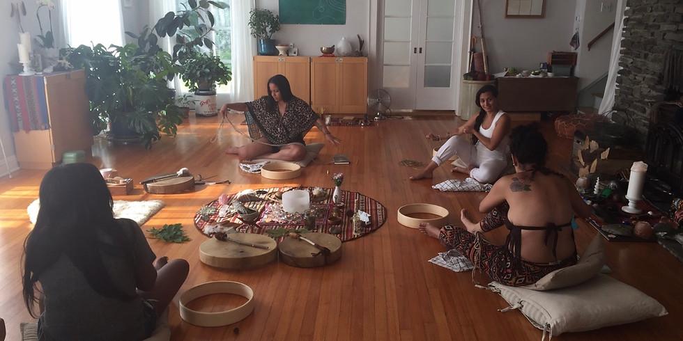 Shamanic Drum Making Workshop