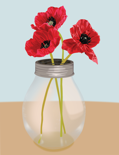Still Life Poppies