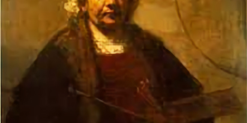 Lynne Ward: Young Rembrandt