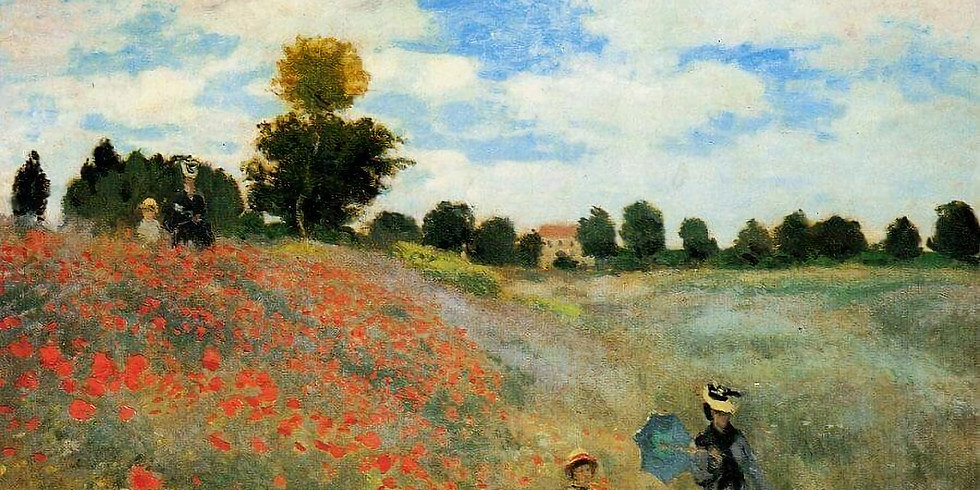 Lizzy Rowe: Claude Monet and the Impressionists