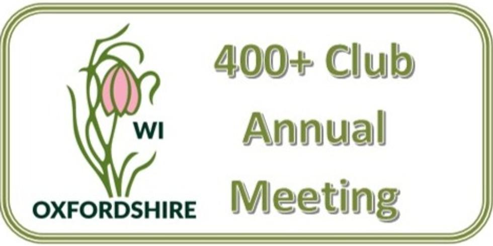 400+ Club Annual Meeting (1)