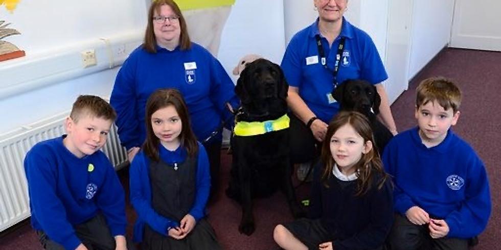Nicola Pamphilon: Meet the Guide Dogs
