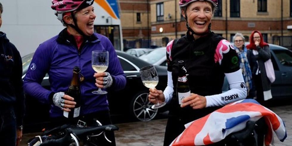Catherine Dixon and Rachael Marsden: TandemWOW