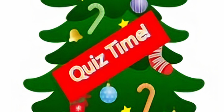 The Grand Christmas Quiz and Poems Extravaganza!