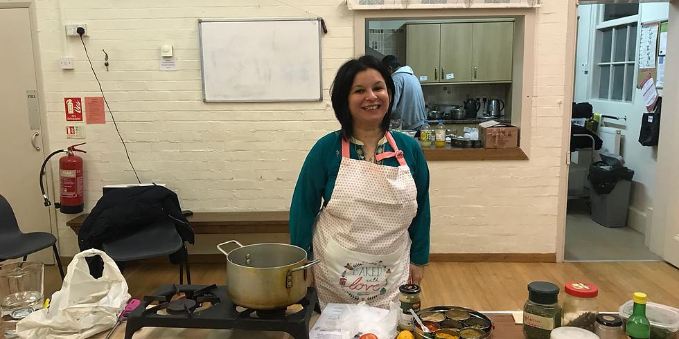 Veronica Hewins: Indian Cookery
