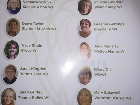 New Board of Trustees 2021-2023
