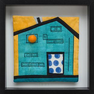 Framed Tiny House 700