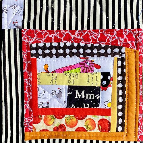 Mini Quilt #17
