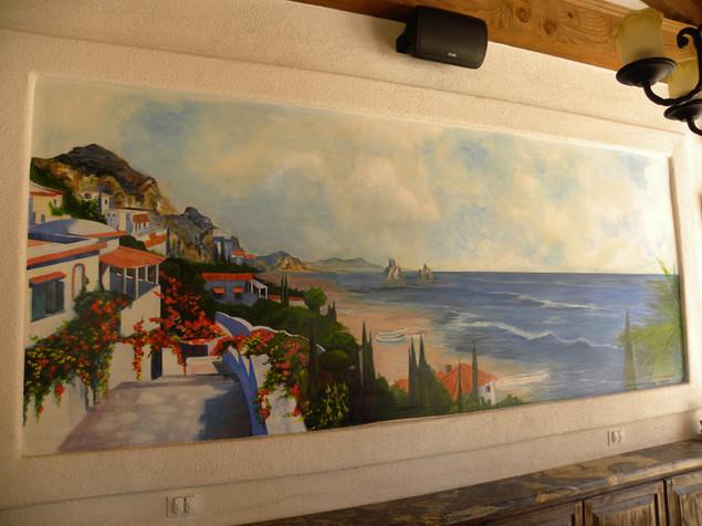 Seaside Mural