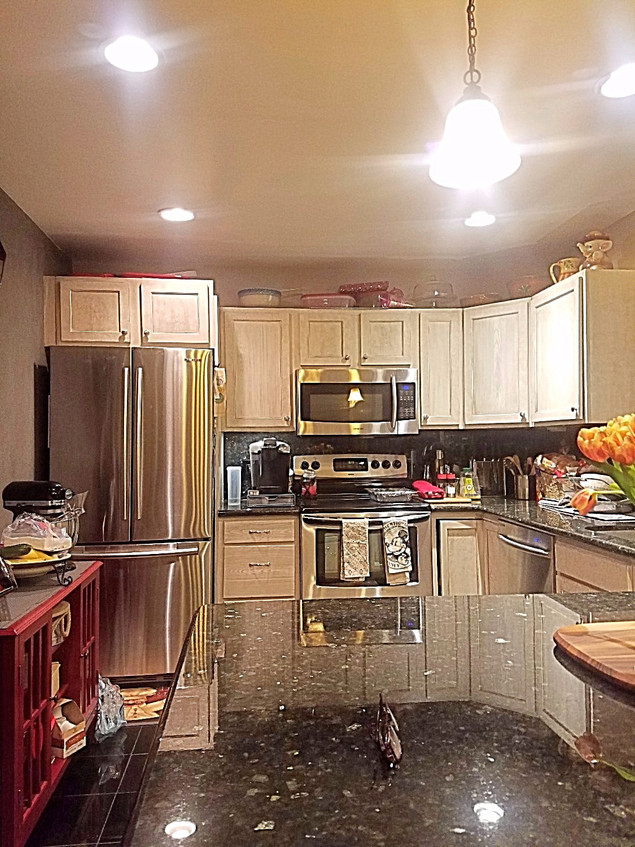 Kitchen Cabinets Updated