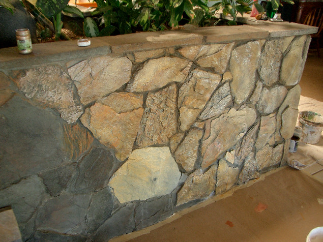Stone Wall Refresher