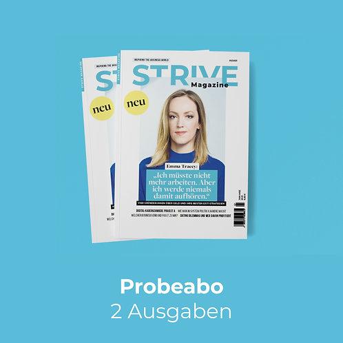 Probeabo (2 Ausgaben)