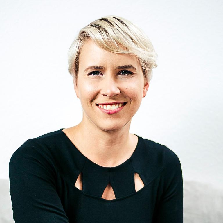 """Masterclass """"PR durch Storytelling"""" - mit Miriam Rupp"""