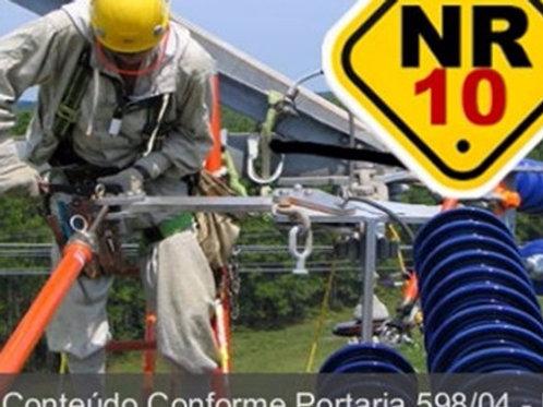 Treinamento NR-10 a partir R$ 150,00 Trein. Eletricidade