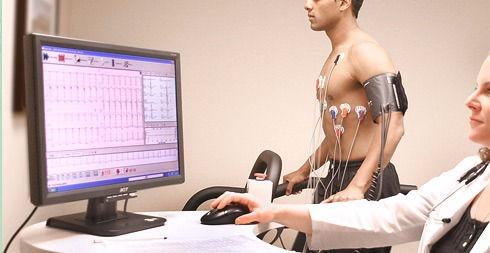 Teste Ergométrico- Esf. físico