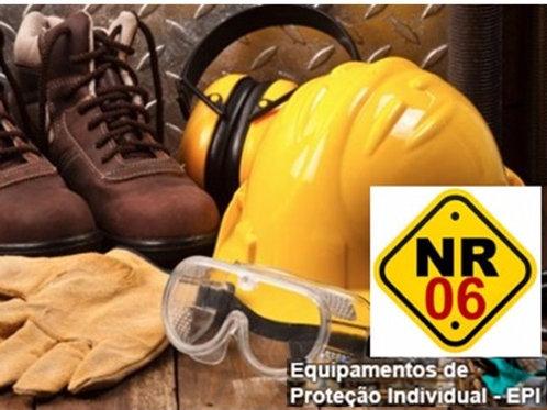 NR-6 - EPI a partir de R$ 60,00  Equip. Proteção Individual